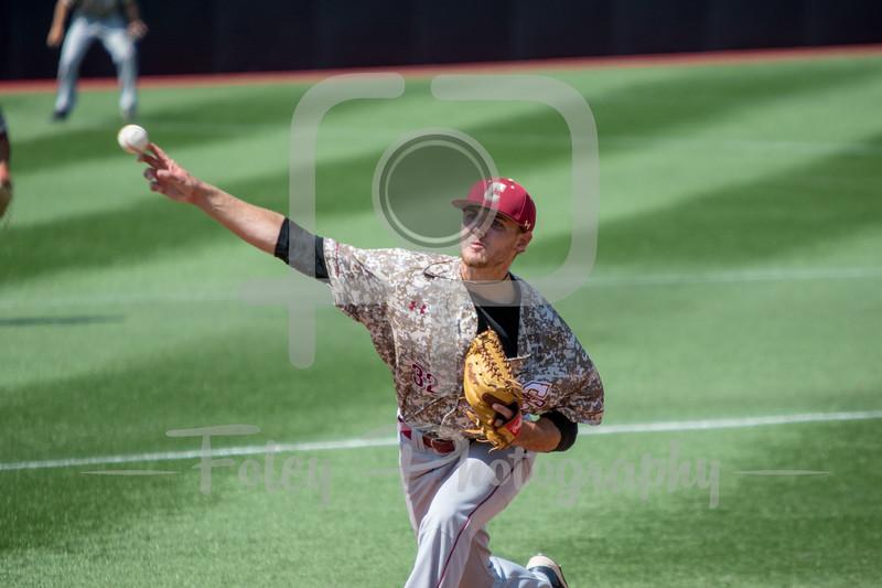 College of Charleston pitcher Jakob Frishmuth (32)