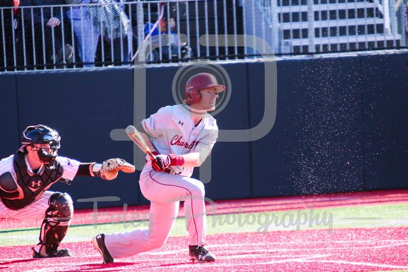 College of Charleston infielder Tommy Richter (2)