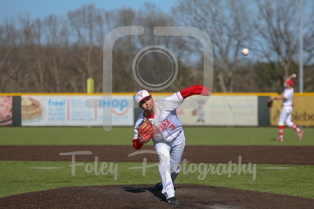 WPI Engineers pitcher Steven D'Agostino (3)