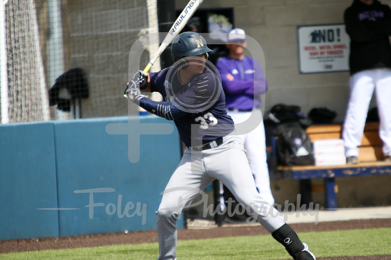 Navy Midshipmen infielder Christian Hodge (33)