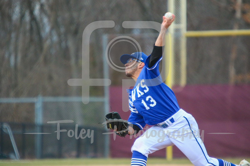 Becker College Hawks Daniel Diaz (13)
