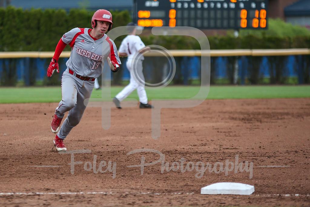 Sacred Heart catcher Cody Doyle (13)