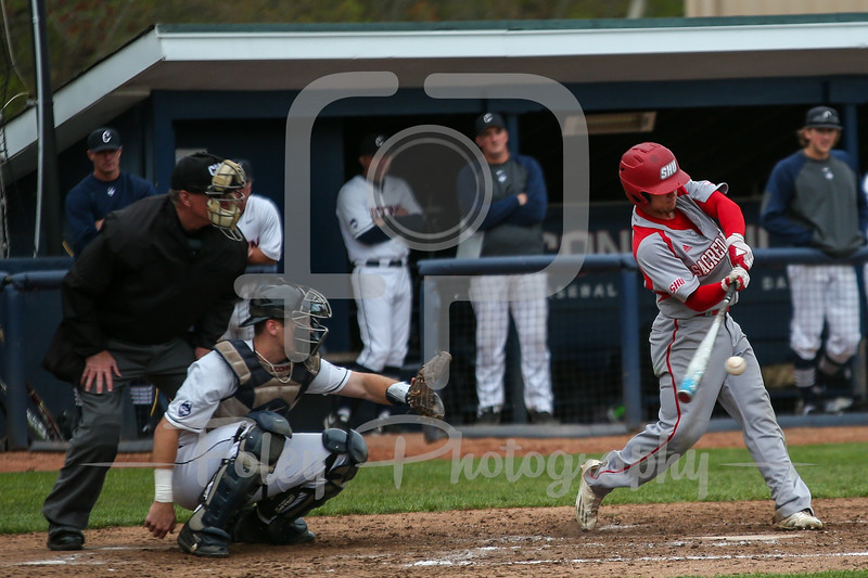 Sacred Heart outfielder Alex Perry (8)