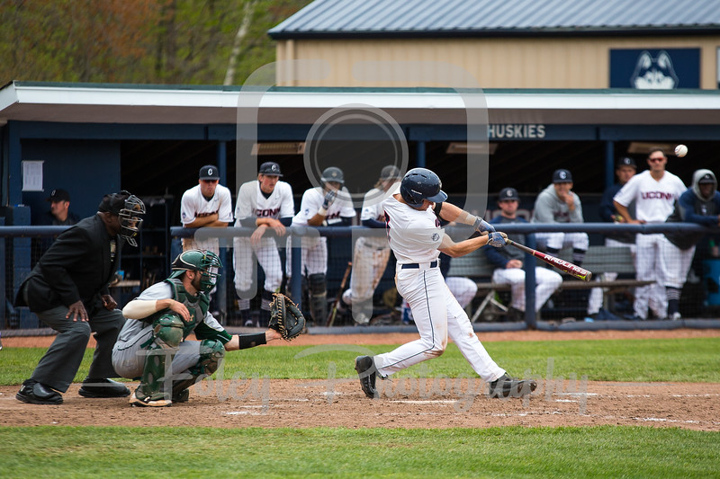 Connecticut Huskies infielder Anthony Prato (1)