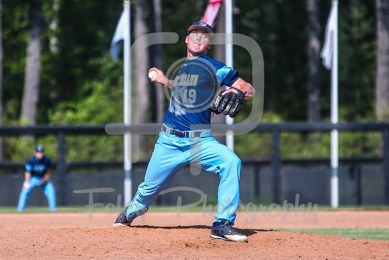 Rhode Island Rams pitcher Mark Silvestri (19)
