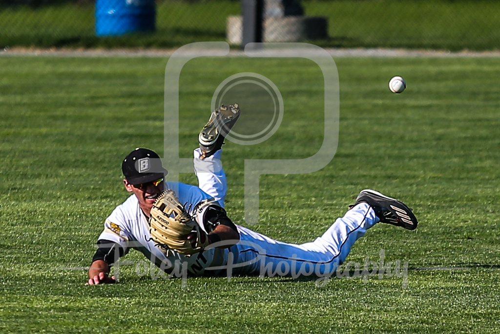 Bryant Bulldogs outfielder James Ciliento (4)