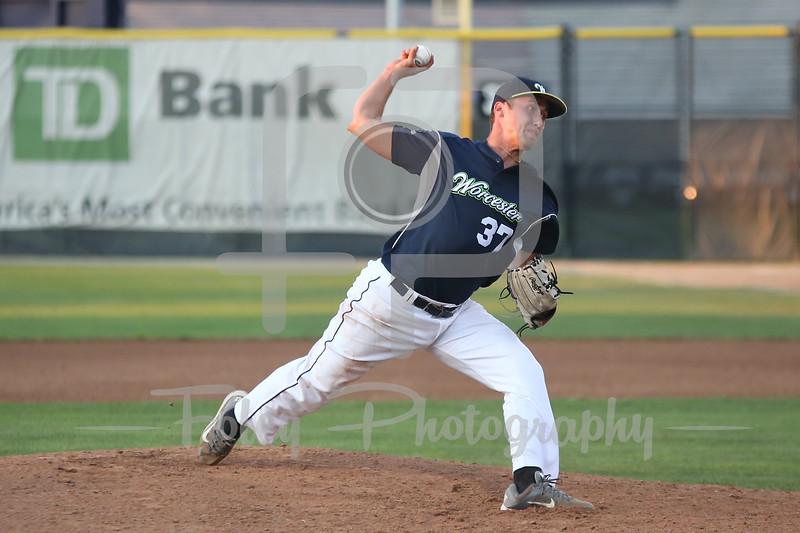Future League's pitcher Billy Devito of Hartford