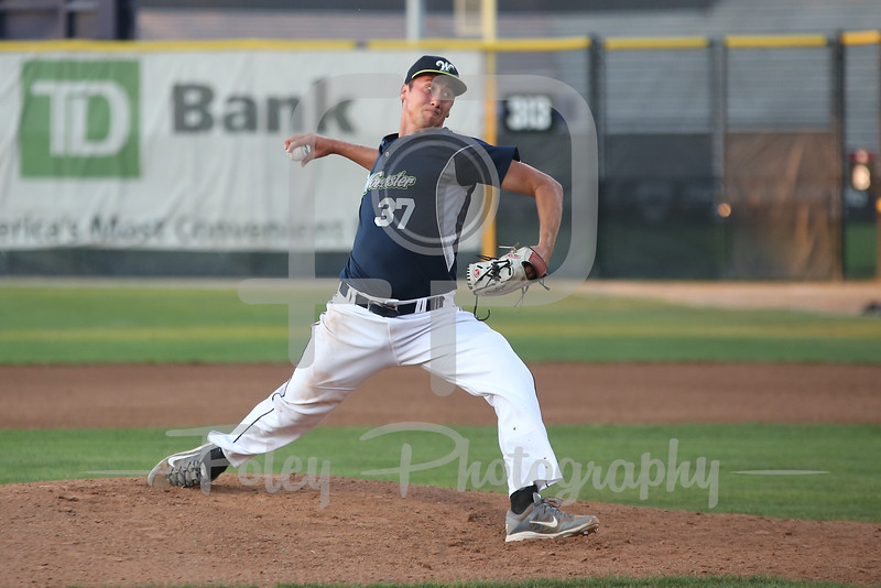 Futures League's pitcher Billy Devito of Hartford