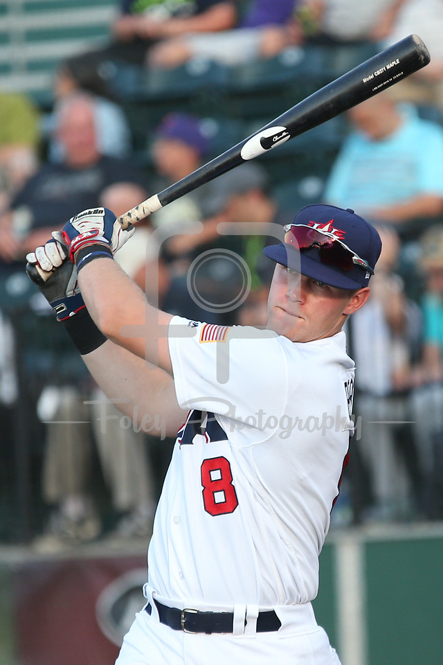 USA Collegiate National Team Seth Beer (8) of Clemson University