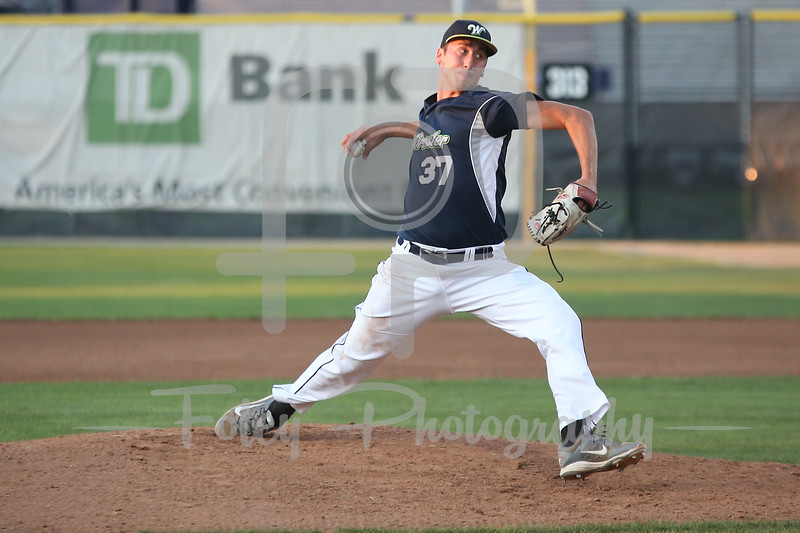 Future League's pitcher Billy Devito of Hartford