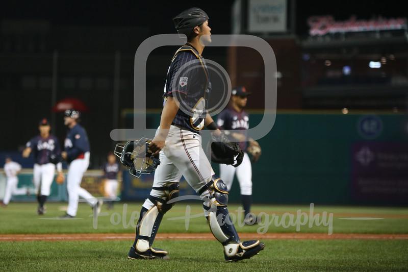Japan Collegiate All-Star Team Hiroki Obata (27)