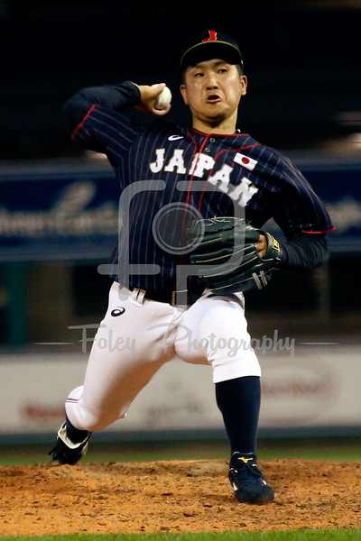 Japan Collegiate All-Star Team Daiki Sakamoto (11)