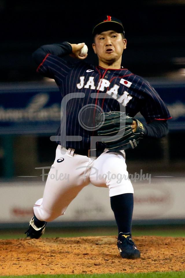Japan Collegiate All-Star Team Daiki Sakamoto (11)
