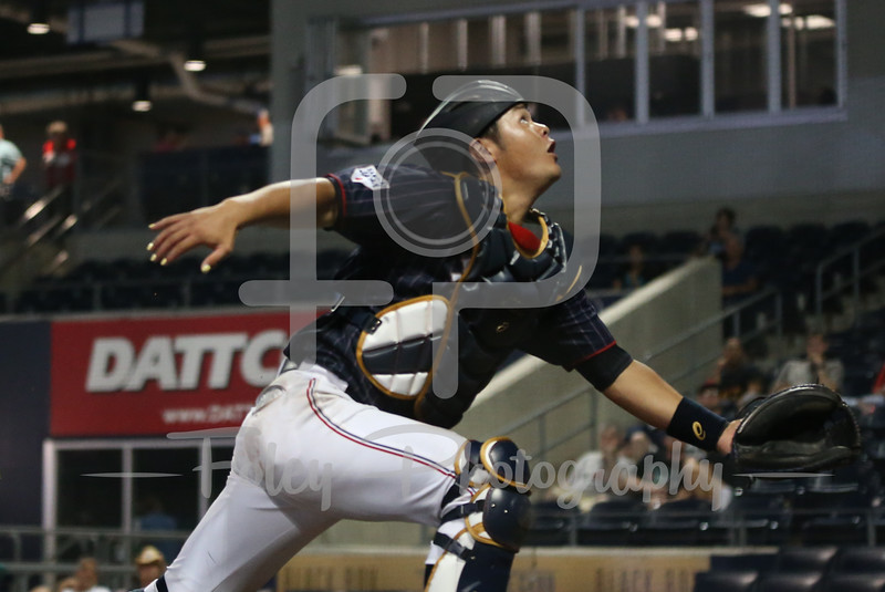Japan Collegiate All-Star Team Hiroki Obata (27)