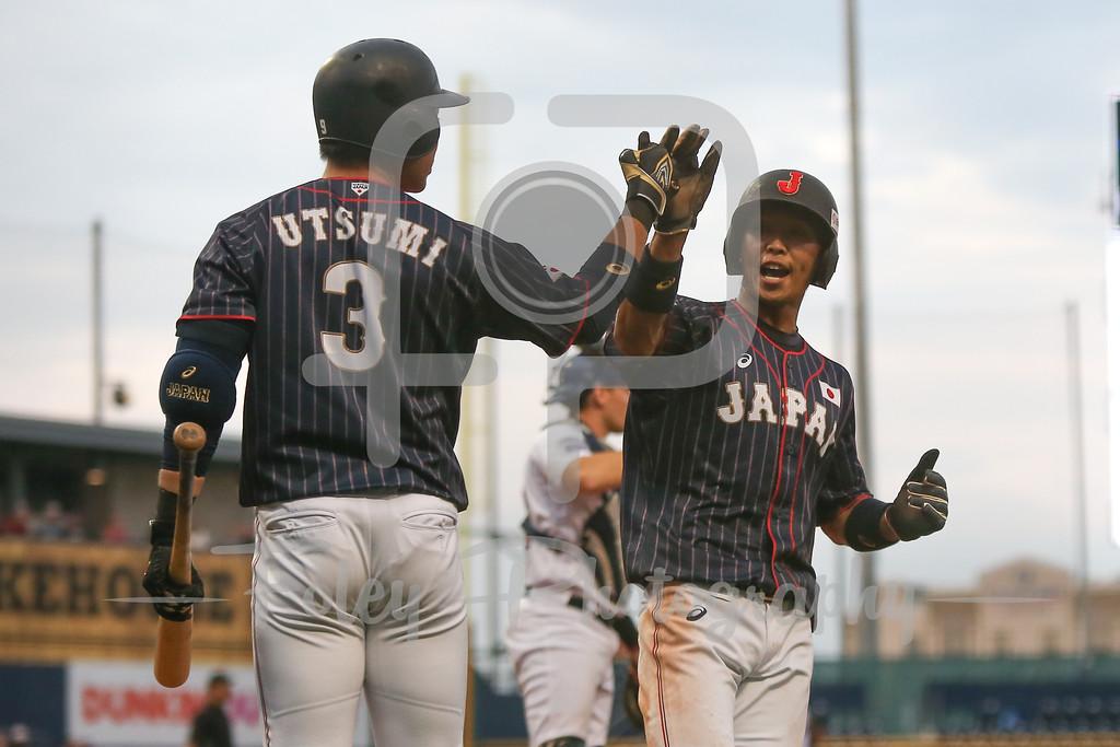 Japan Collegiate All-Star Team Kairi Shimada (9)