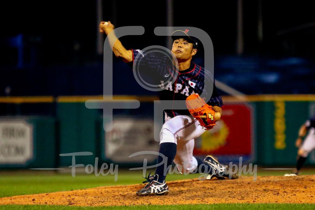 Japan Collegiate All-Star Team Wataru Matsumoto (19)
