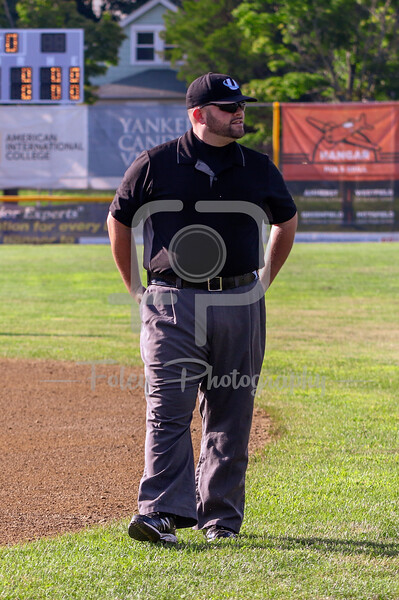 July 29, 2018; Holyoke, Massachusetts, United States;  during the 2018 NECBL All-Star Game at Mackenzie Stadium. Photo: © Brian Foley for Foley-Photography.com.