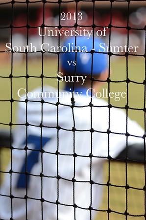 University of South Carolina-Sumter vs Surry Community College 2013