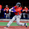Cortland Crush at Syracuse Saltcats  (OCC) - NYCBL - June 15, 2017, Resumption of game suspended in the 8th inning on June 5