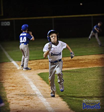 Diamond Dawgs 9u 4/22-24/2016 Jackson, TN Sports Complex (4-1) (2nd place)