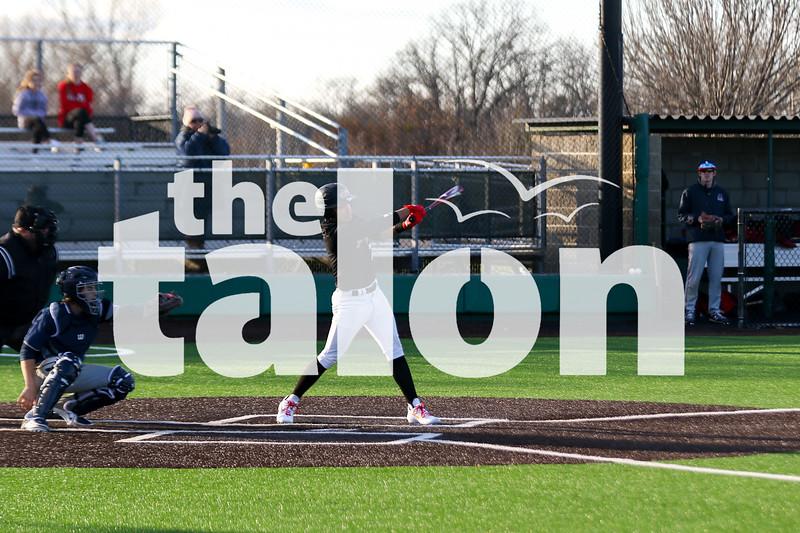 The Eagles take on Aubrey at Argyle High School, Argyle TX, Feb. 13, 2020.  (Andrew Fritz | The Talon News)