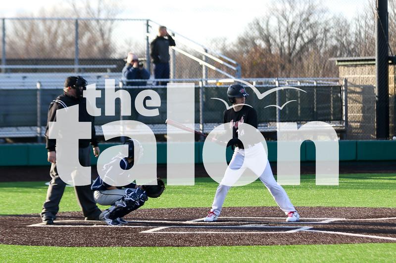 The Eagles take on Aubrey at Argyle High School, Argyle TX, Feb. 13, 2020.  (Andrew Fritz   The Talon News)