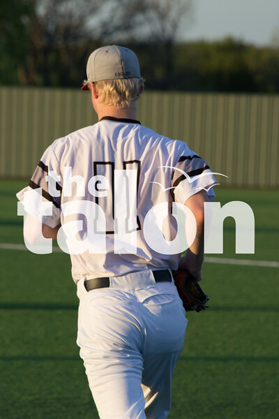 Eagles vs. Decatur at Argyle High School on 4-7-17(Connor Repp / The Talon News)