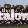 Eagles play Gainesville at Argyle High School for Senior Night in Argyle, Texas, on April 27th, 2018. (Connor Repp / The Talon News)