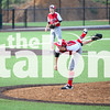 The Eagles take on Gainesville at Argyle High School on April 3, 2015. (Photo by Annabel Thorpe/ The Talon News)