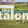 Eagles defeat Sanger on Friday, May 20 at Sanger High School in Sanger, TX. (Caleb Miles / The Talon News)