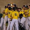 The Argyle Eagles fall to the Stephenville Yellow Jackets with a score of 6-1 in game 2 of round 5 in the region finals playoff game at Abilene Christian University in Abilene, Texas on June 3, 2021, ending their season.<br /> (The Talon News   Sloan Dial)