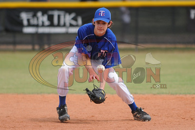 12U Thunder vs Gators 1012