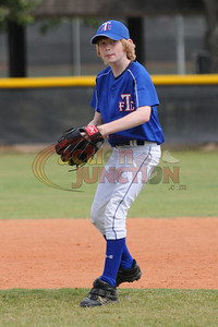 12U Thunder vs Gators 1008