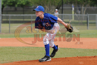 12U Thunder vs Gators 1023