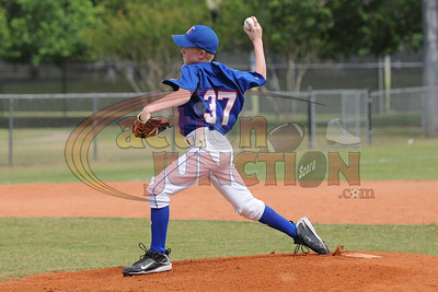12U Thunder vs Gators 1020