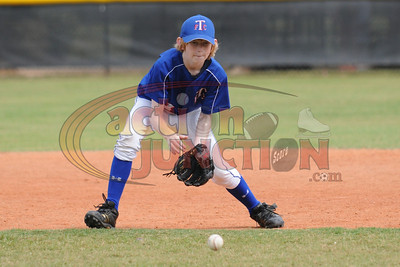12U Thunder vs Gators 1005