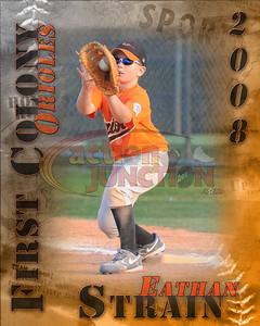 Strain-Baseball-ex-8x10