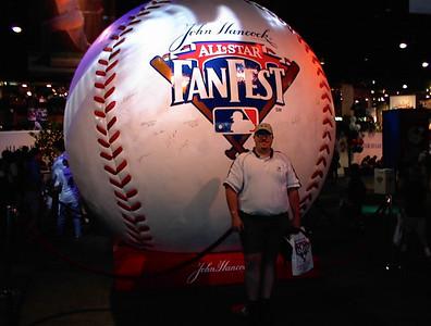 Seattle MLB All-star Fanfest 2001