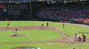 First Pitch of the Last Game at RFK.