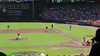 First Pitch of Last Game at RFK. One Second Later.
