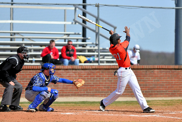 GC vs Lindsey Wilson 3-9-13 Game 1