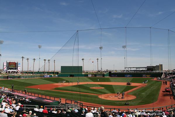 Goodyear Ballpark (Cleveland Indians) 2009