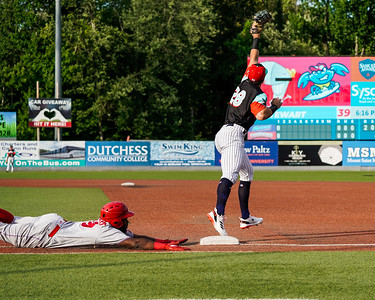 Jersey Shore BlueClaws defeat the Hudson Valley Renegades 2-0 at Dutchess Stadium in Fishkill on Friday, August 14, 2021