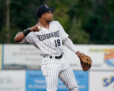 Jersey Shore BlueClaws defeat the Hudson Valley Renegades 8-4 at Dutchess Stadium in Fishkill on Friday, August 13, 2021