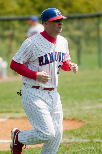 Hanover vs. Bluffton (OH.) DH 04/30/2011