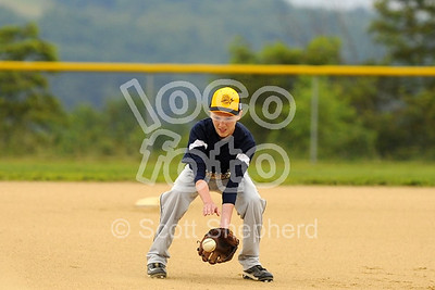 Harrison County Babe Ruth v. Dulles Mustangs (Morgantown Marathon)