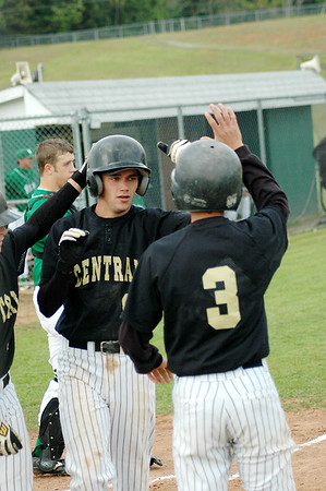 North Stokes vs. Surry Central: May 2, 2005