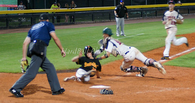 Homeplate action!