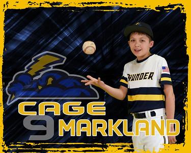 Cage Markland E