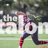 The Eagles take on Gainesville on April 19, 2016 at Argyle High School in Argyle, Texas.(Christopher Piel/The Talon News)